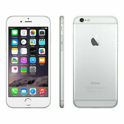 Apple iPhone 6 16GB 32GB 64GB 128GB Grey Silver Gold Unlocked Smartphone