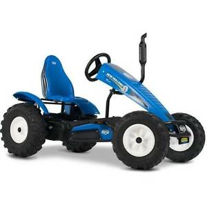 BERG New Holland BFR 3 Gear Kids Ride On Pedal Kart Morwell Latrobe Valley Preview