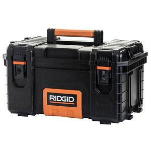 Ridgid Tool Box Ebay