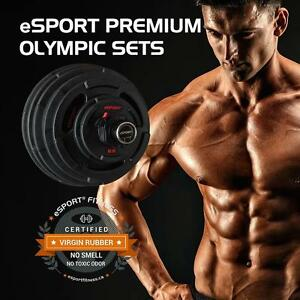 NEW 290 LB PREMIUM SUPER OLYMPIC SETS FOR NEXT DAY SHIPPING OR DELIVERY