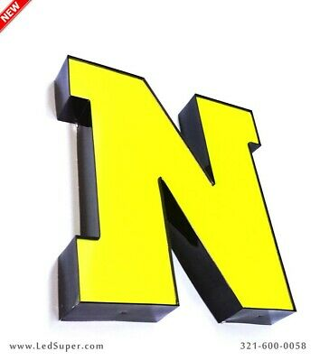 New Channel Letter - Business Store Front Signs - 10 - Custom Made