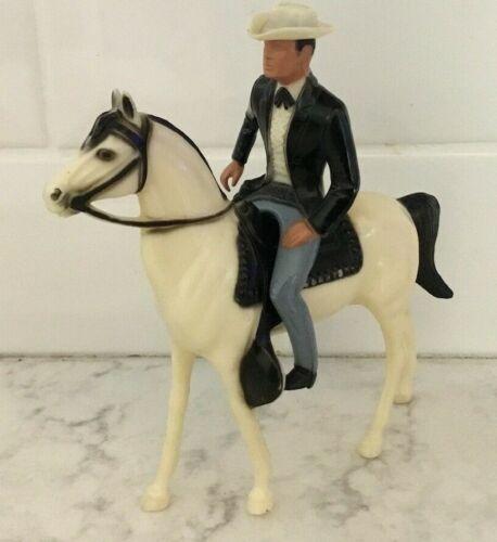 Hartland Brett Maverick And Horse 500 Series Mini
