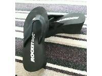 Rocket dog wedge heeled sandals