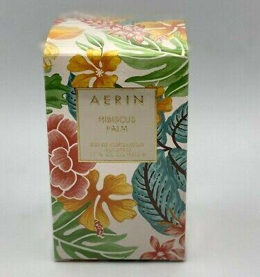 AERIN HIBISCUS PALM EAU DE PARFUM SPRAY 50mL SEALED BRAND NEW IN BOX!!!