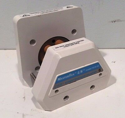 Cole Parmer Masterflex Model 7519-10 Six-roller Peristaltic Cartridge Pump Head