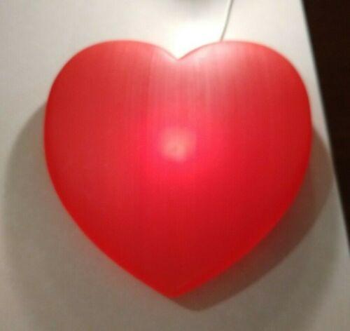 Heart Blowmold Union Products Valentine