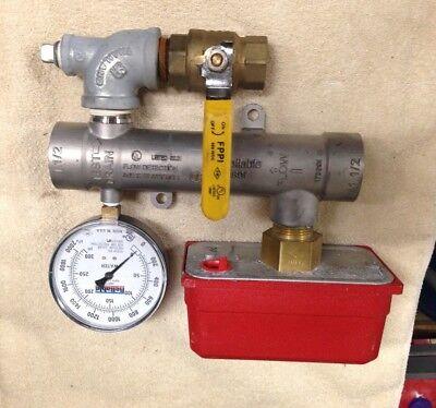 Fire Alarm System Sensor