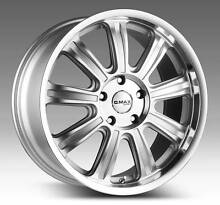 """(Holden Commodore) G.MAX 20"""" Voltera Wheel + Tyre Package Mitcham Whitehorse Area Preview"""