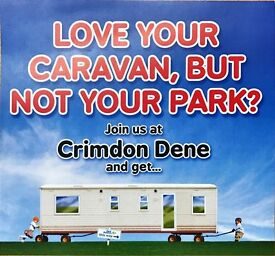STATIC CARAVAN PARK MOVE FREE !! PART EXCHANGE WELCOMED !! SEA VIEW PITCH AVAILABLE