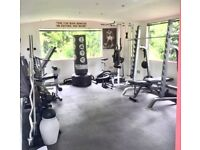 Personal training session- private gym in selsdon