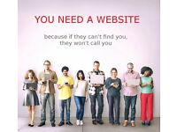 5 Page Website Design £99 - 1 YEAR FREE HOSTING OFFER