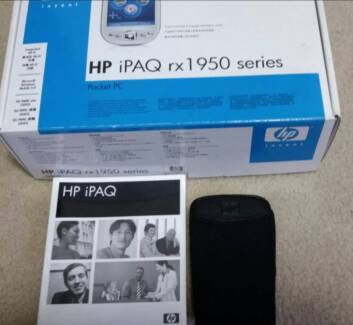 hp ipaq rx1950 (retro tablet)