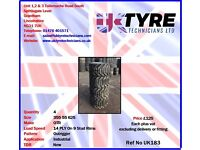 355 55 625 New Industrial Tyres