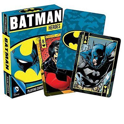Batman Heroes set of  playing cards  (+ jokers) (nm)