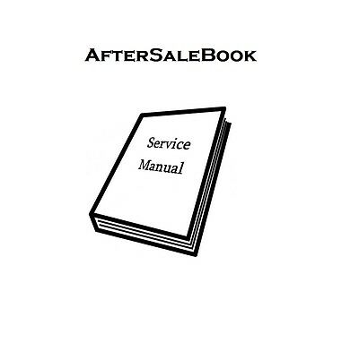 Same Titan 160 190 Tractor Workshop Service Repair Manual Book