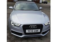 Audi A5 S line special edition TDI 2.0 diesel