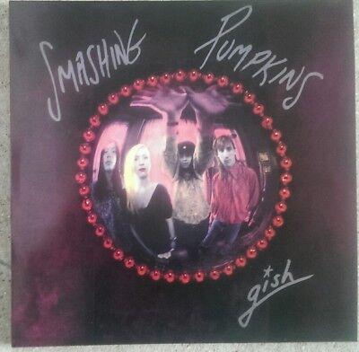 SMASHING PUMPKINS GISH BRAND NEW VINYL LP REISSUE.