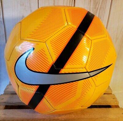 de1153829 Nike Mercurial Fade Orange Volt Size 5 Soccer Ball for Training