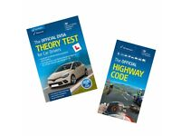 The official DVSA theory test for car drivers Paperback & Highway Code