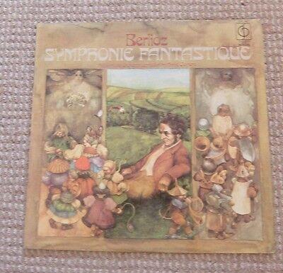 "Berlioz Symphonie Fantastique 12"" Vinyl Record"