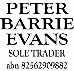 Peter Barrie Evans Thornlie Gosnells Area Preview