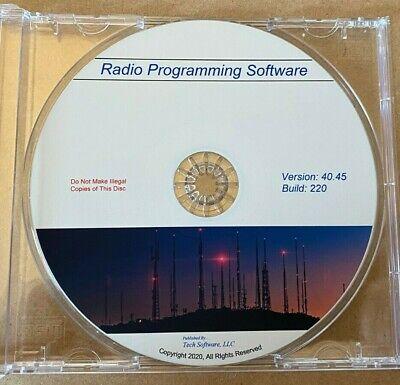 Two Way Radio Programming Software Uhf Vhf Low Band Dual Band Top Sold 1