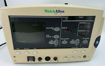 Welch Allyn 6200 62000 Series Atlas Vital Signs Monitor 3552