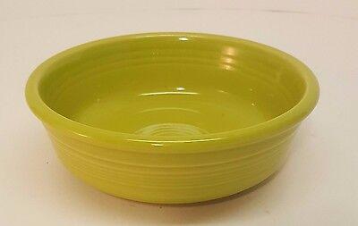 Fiestaware Lemongrass Small Bowl Fiesta Green Small 14.25 ounce Cereal Bowl  14.25 Ounce Small Bowl