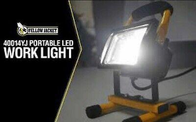 Lot Case Of 8 Led Work Light 1500 Lm Shop Jobsite Home Auto Portable Wholesale