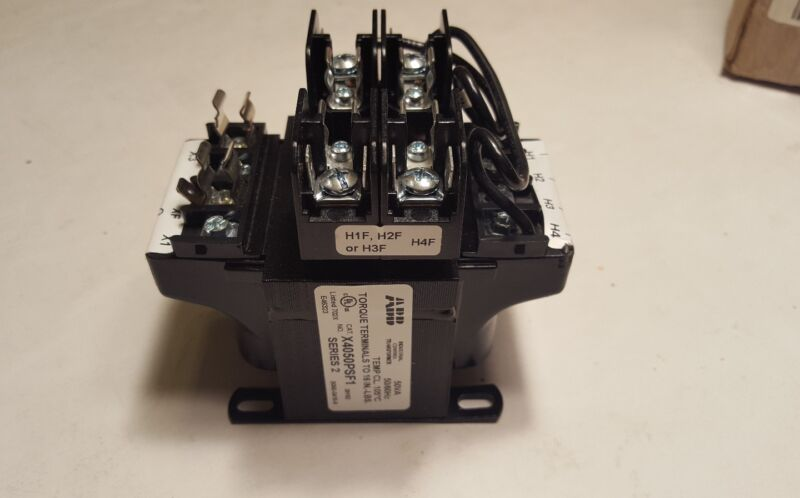 ABB Transformer X4050PSF1 Series 2 50VA 50/60Hz