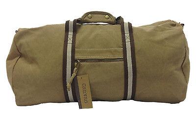 Reisetasche Sporttasche Weekender Canvas Sahara Vintage Tasche Neu Tasche