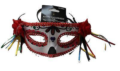 Dia de los Muertos Mask, DOD Halloween party and haunted house - Dia De Los Muertos And Halloween