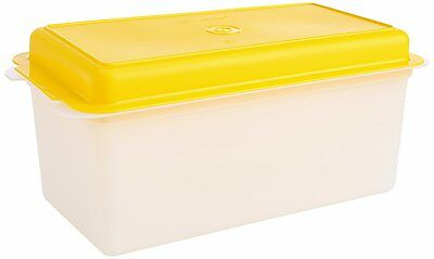 New Tupperware Bread Server Container Bread Loaf Box Free Shipping