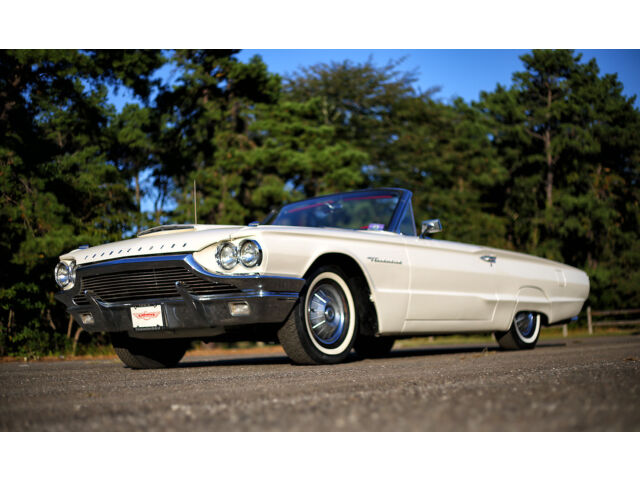 Image 1 of Ford: Thunderbird White