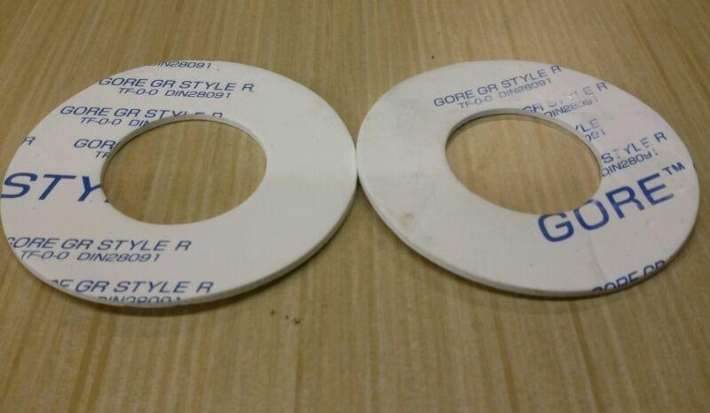 "GORE GR Style R GASKET 2"" RING 300# 1/8"" GYLON STYLE 3545 | NEW |FREE SHIPPING"