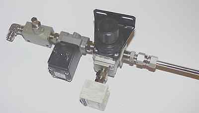 Smc Pneumatic Ar20 Air Regulator Vca21 Solenoid Valve Pressure Switch Flow Valve