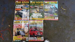 Land Rover International Magazines. Langwarrin Frankston Area Preview