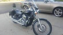 2008 HONDA SHADOW SPIRIT VT750C2 * NEW TYRES * NE BATTERY * NEW! Mango Hill Pine Rivers Area Preview