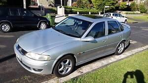 2001 Holden Vectra Sedan East Killara Ku-ring-gai Area Preview