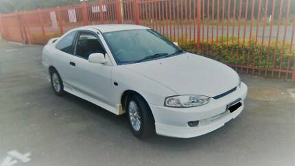 URGENT SALE MITSUBISHI LANCER MR 1.8Ltr 2 door 5 speed manual Port Macquarie Port Macquarie City Preview