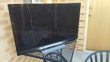"Panasonic Viera 42"" LCD TV *(Cracked Screen)* Jacana Hume Area Preview"