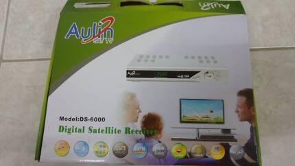 "Digital Satellite Receivers ""Aulin"""