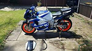 Suzuki GSX-R600 MY1999 Registered, Clean, Good Condition Minchinbury Blacktown Area Preview