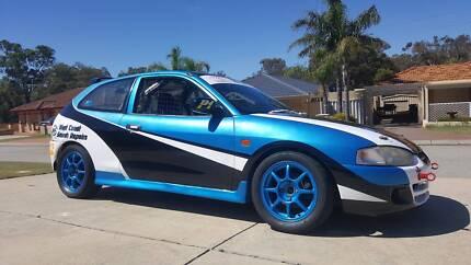 Mirage Rally, Circuit race car