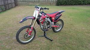 2007 HONDA CRF450R Highfields Toowoomba Surrounds Preview