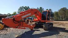 2005 Daewoo 225 LCV 22T Excavator - Low 2145 Hours Carbrook Logan Area Preview