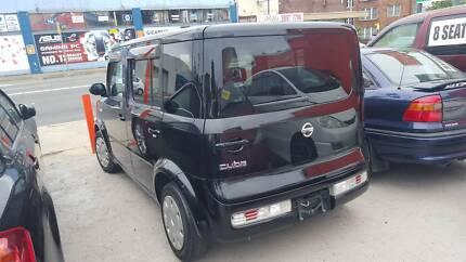 2007 Nissan Cube Van/Minivans 5 seater (auto, low kms)