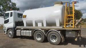 2013 Mitsubishi Water Truck NEAR NEW Griffin Pine Rivers Area Preview