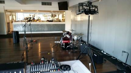 Traitor's Gate : Sound and lights for live bands, events
