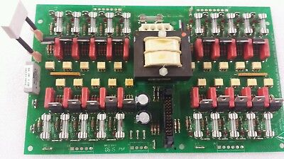 Unimac F0370444-10a Washer Cca Output Board From 85 Lb Machine.
